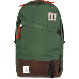Topo Designs Daypack Leder forest/brown leather